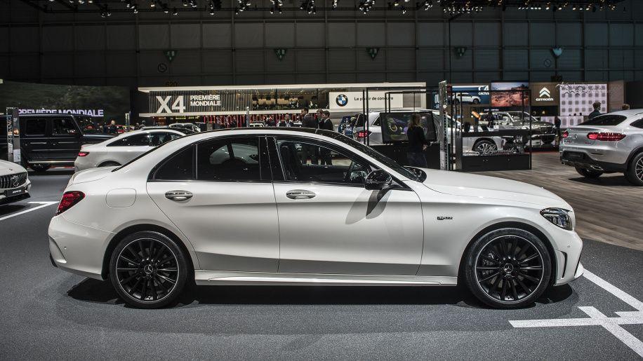 C43 Amg Sedan >> 2019 Mercedes Amg C43 Revealed Ahead Of Geneva Motor Show