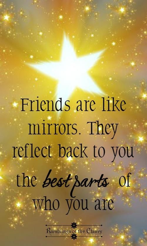 friendship reflection quotes