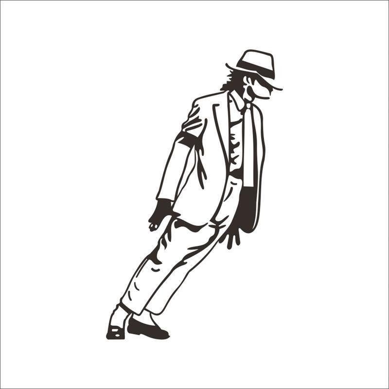 Tanz Michael Jackson Wandtattoo – günstig im Onlineshop von Joom kaufen #michaeljackson