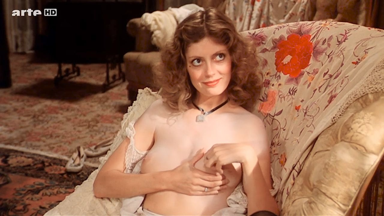 hot susan sarandon topless