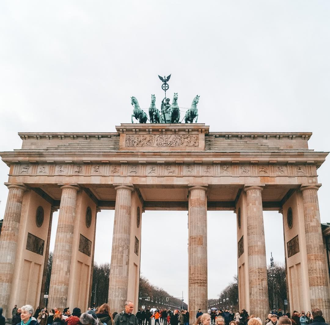 Brandenburger Tor City Trip Travel Travel Instagram