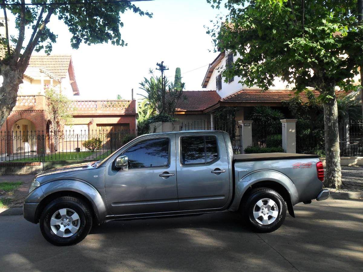 Nissan frontier 4x4 modelo 2010 a o 2010 85000 km en mercadolibre