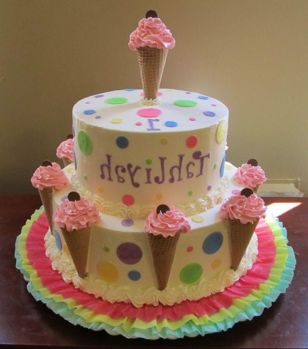 Ice Cream Cone Cake beautiful cakesmini cakes merigues