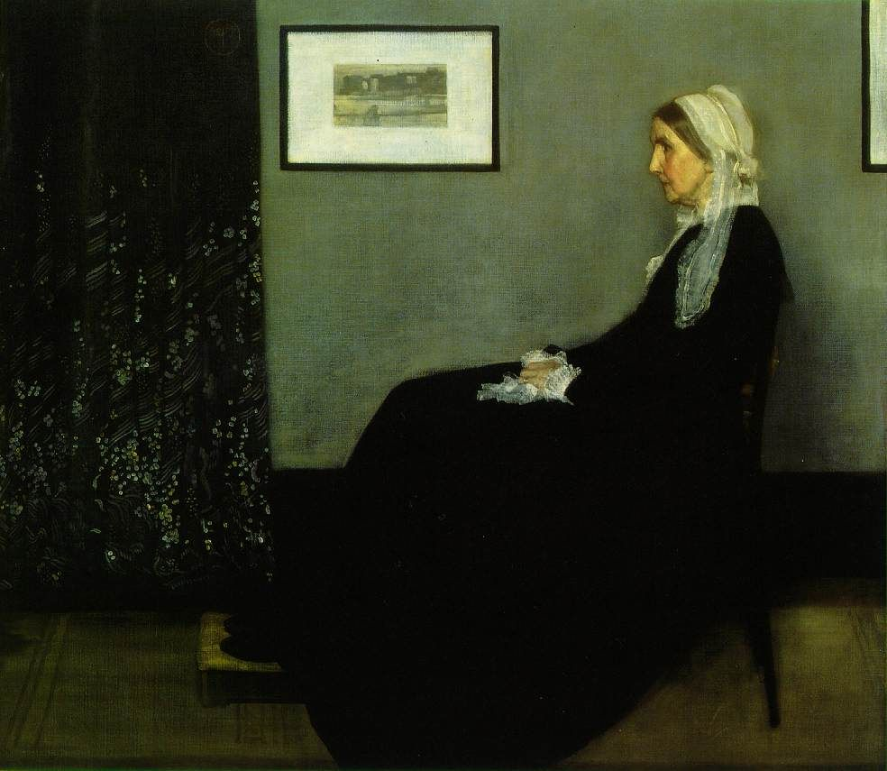 La Madre De Whistler Whistlers Mothers Mother Es El