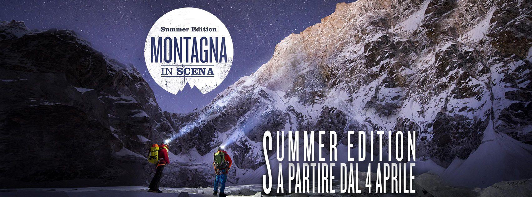 Montagna in Scena è un festival di film di montagna che si