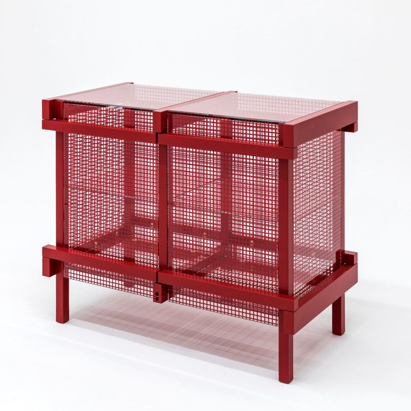 Interconnected Furniture That Acts Like Mini Power