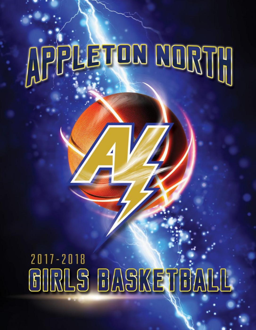 High School Basketball Fundraising Game Day Media Guide