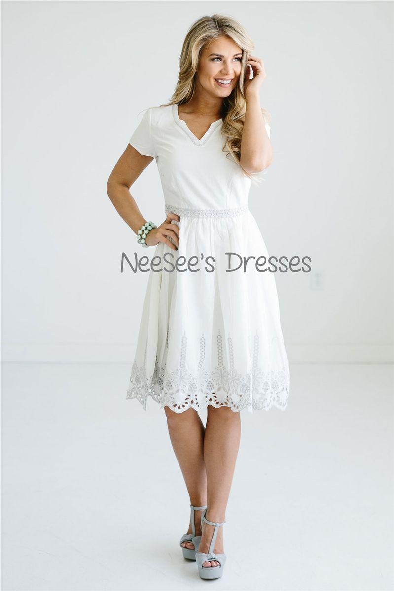 Long Dresses for Church