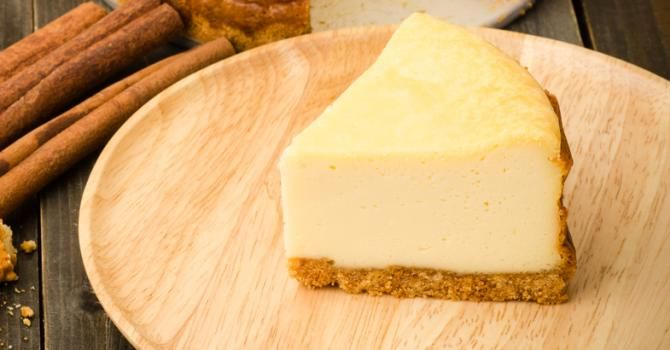 Cheesecake Au Fromage Blanc Du Dr Cohen