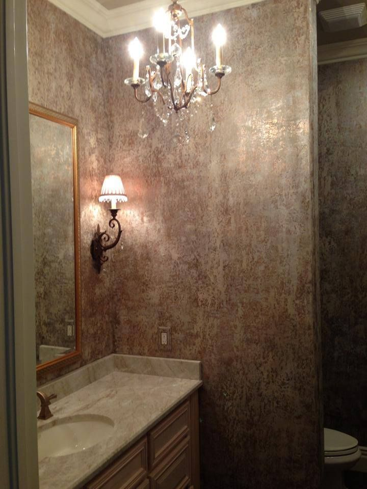 Bathroom finish by Paint Inspirations Best of Facebook