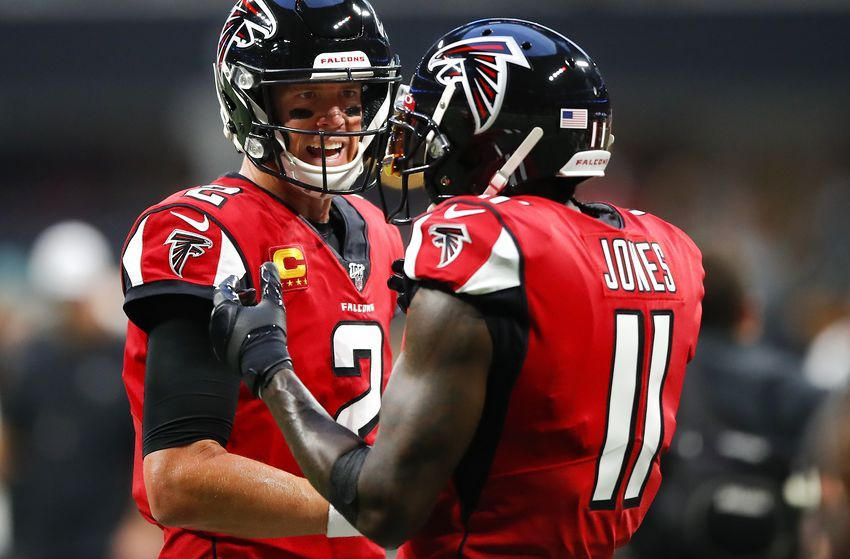 Atlanta Falcons Edge Philadelphia Eagles In A Nail Biter Atlanta Falcons Eagles Vs Nfl News