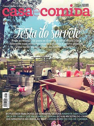 CASA E COMIDA, NAS BANCAS (EDIÇÃO 28) Pinterest