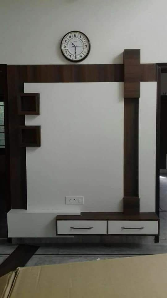 Lcd Unit Design Modern Tv: Pin On Tv-unit-design-modern
