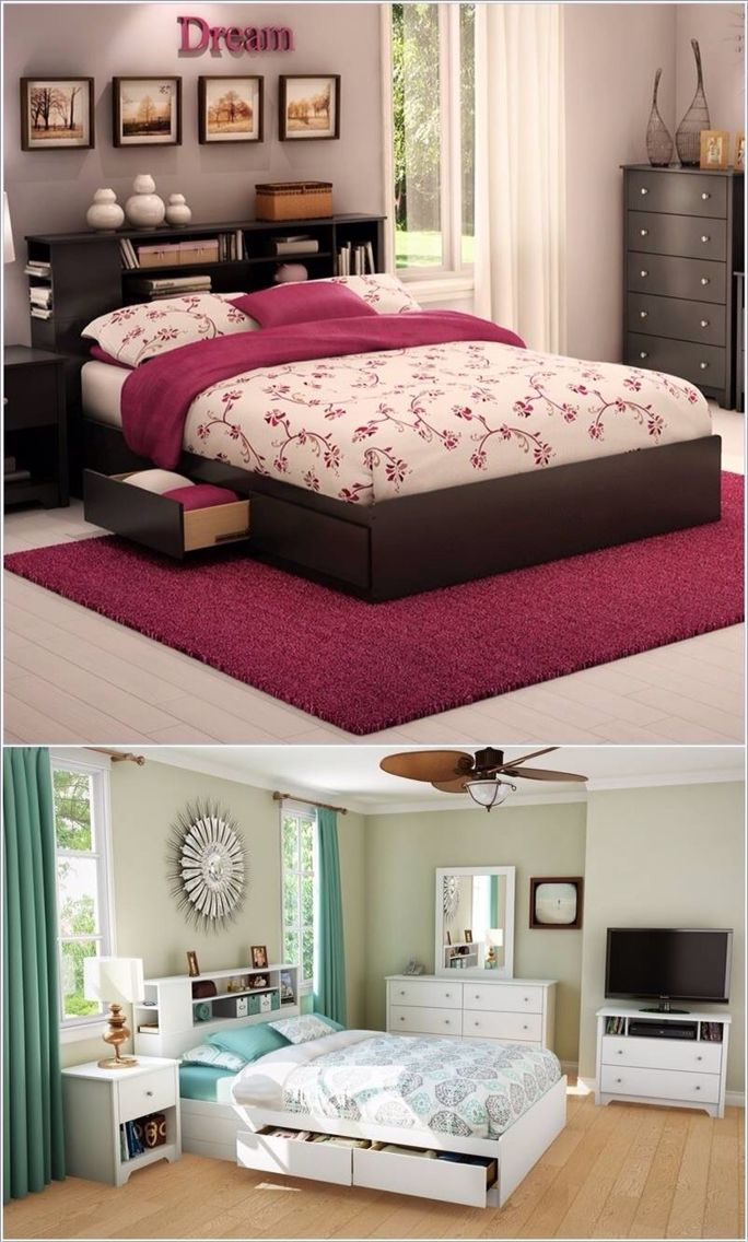 Cute Home Ideas | Pinterest | Bed Frames, Bedrooms And Apartments
