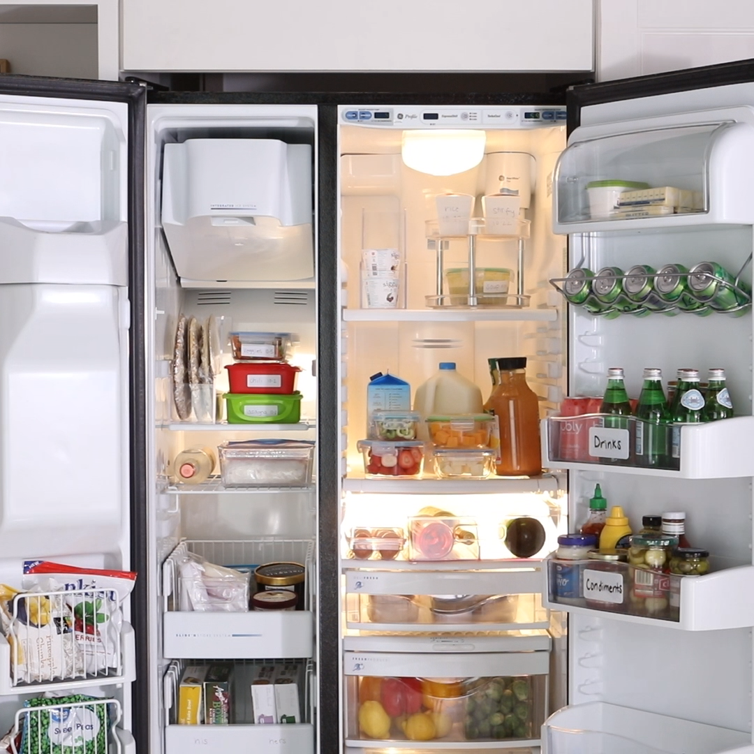 Refrigerator Organization Ideas to Make Your Fridge More Functional