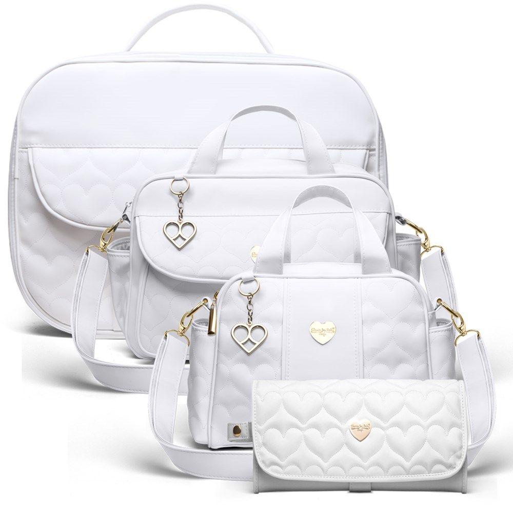 Kit Bolsa Classic For Baby Bags no Bebefacil você encontra uma grande variedade de marcas e opções em moda, roupas e enxoval para bebês. - bebefacil