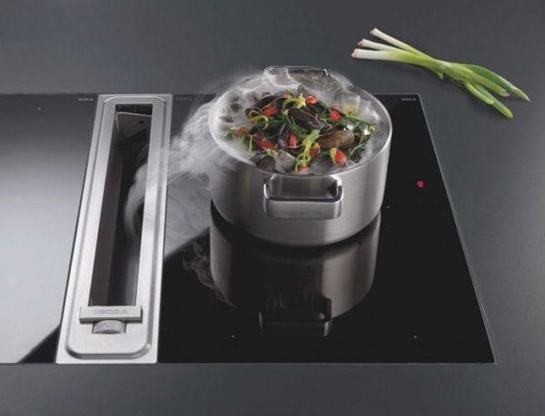 Campanas de cocina modernas comillas pinterest for Campanas de cocina modernas