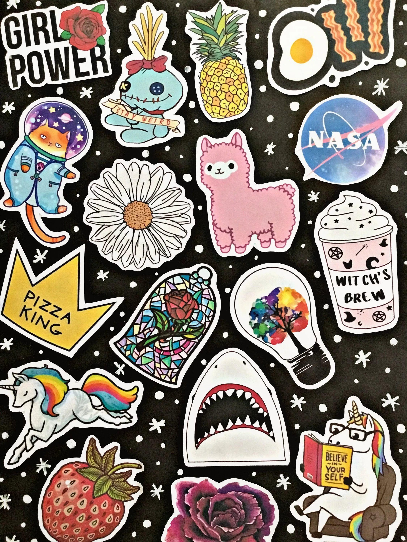 Desde 1500 Rublos Por Dia En Pegatinas Sticker Art Tumblr Stickers Print Stickers