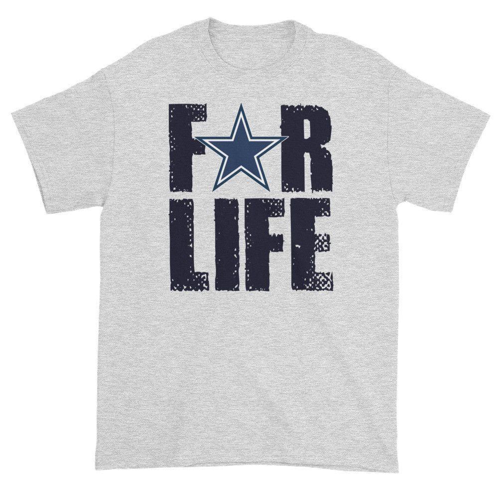 8e35d851 NEW Custom Dallas Cowboys For LIFE Shirt and Apparel 2017 BEST ...