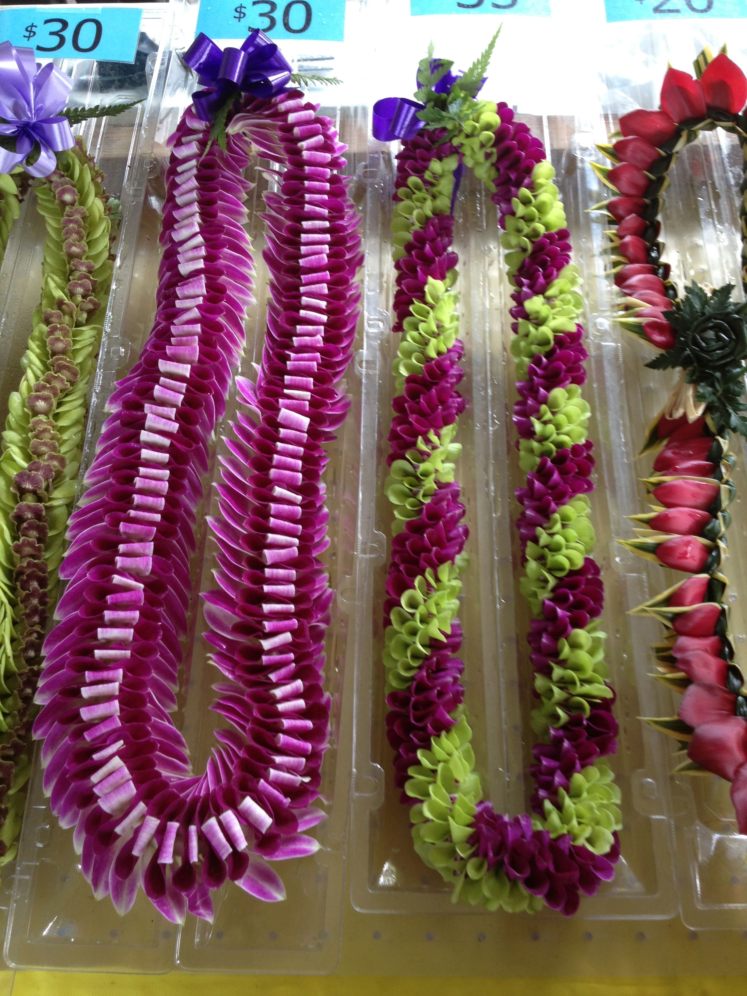 Hilo flower leis at the farmers market leis pinterest leis hilo flower leis at the farmers market izmirmasajfo