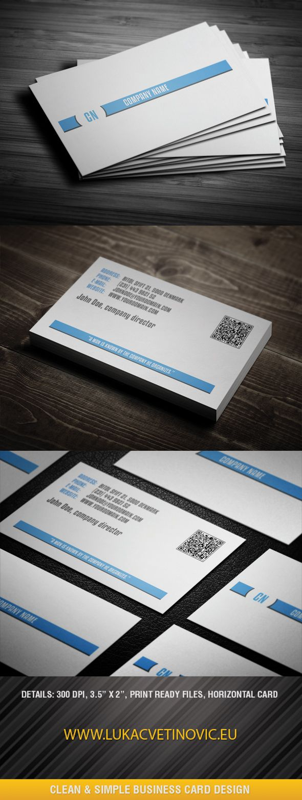 Light Business Card Pack By Harmonikas996 On Deviantart Http Www Techirsh Com Business Card Design Simple Business Cards Pack Of Cards