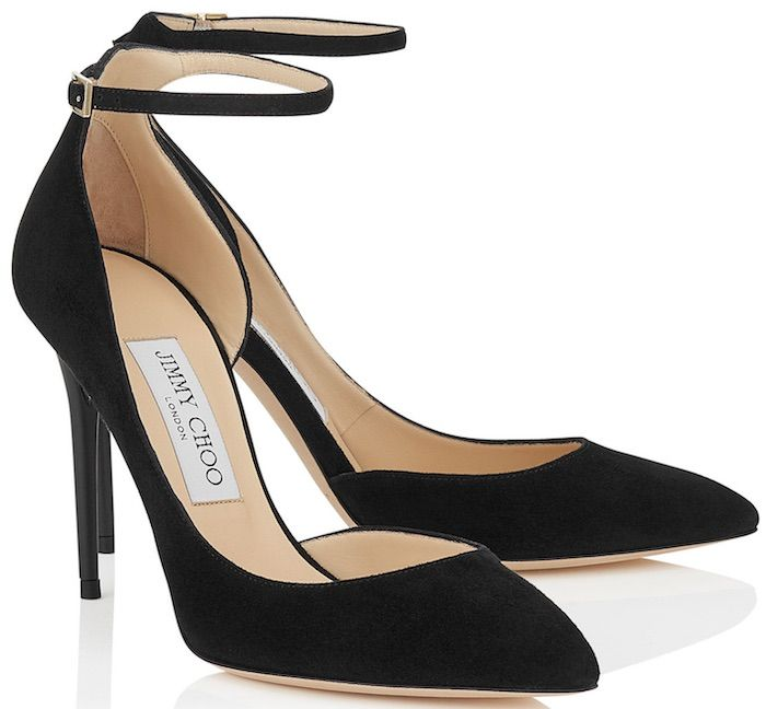"""Jimmy Choo """"Lucy"""" d'Orsay Pumps"""