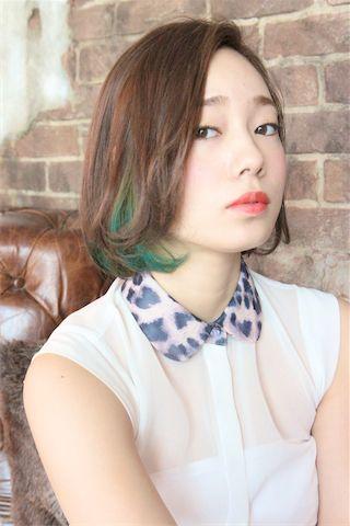 インカラー 髪型 1000+ images about Hair on Pinterest   Kimonos, Bob hairs and Style 髪型