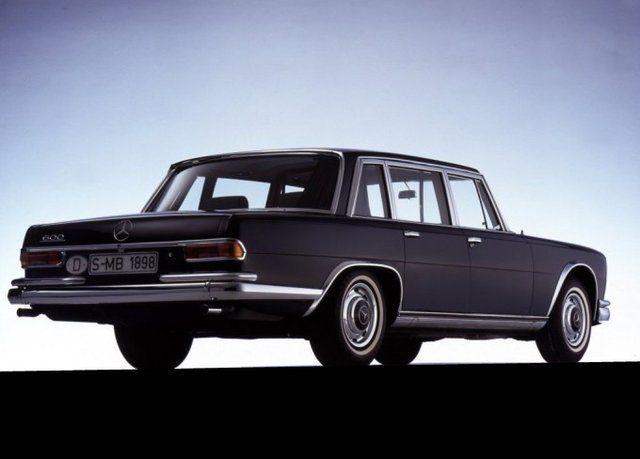 Mercedes-Benz 600 (W 100)