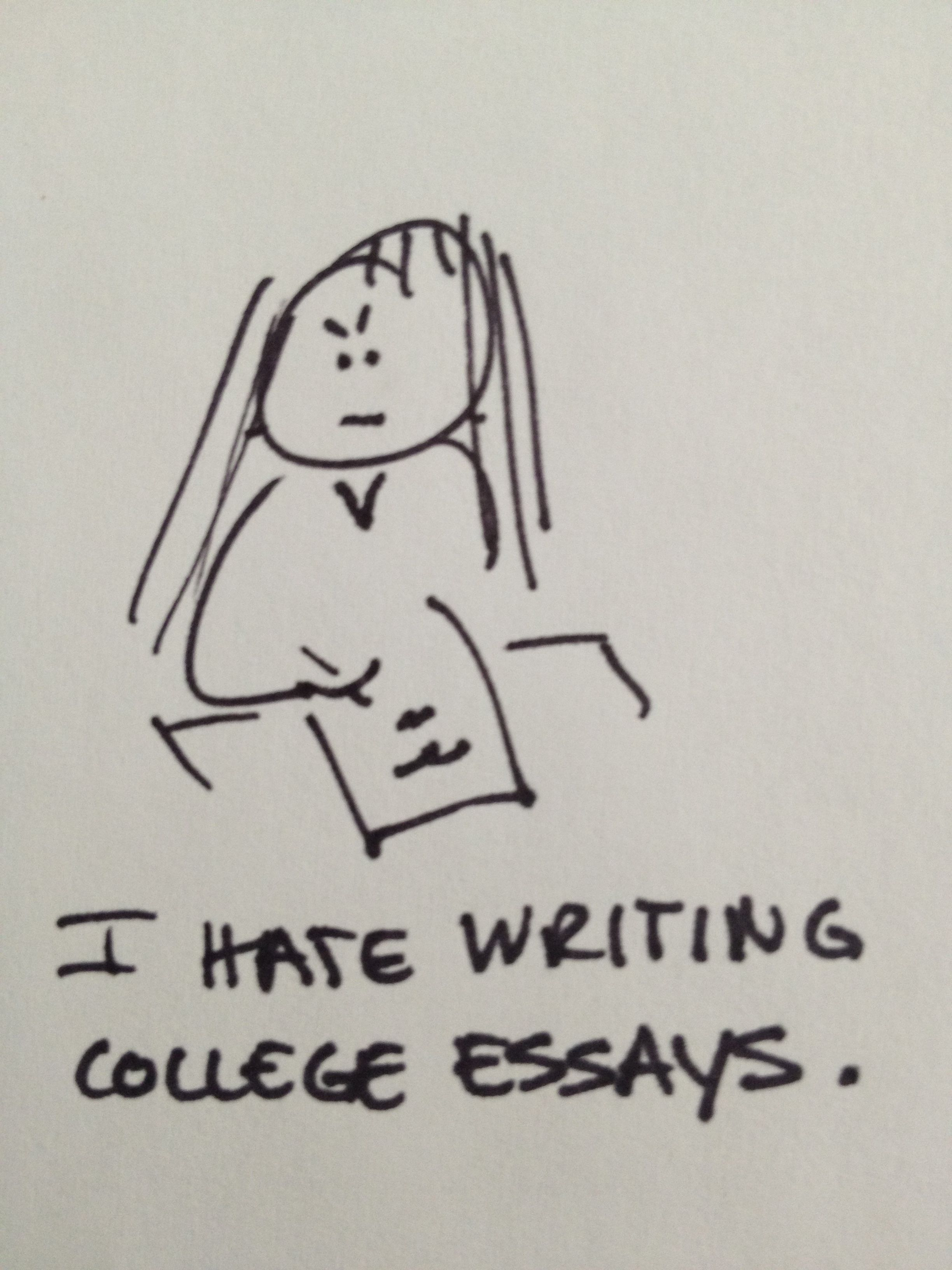 How To Write College Admissions Essays A Letter To High School
