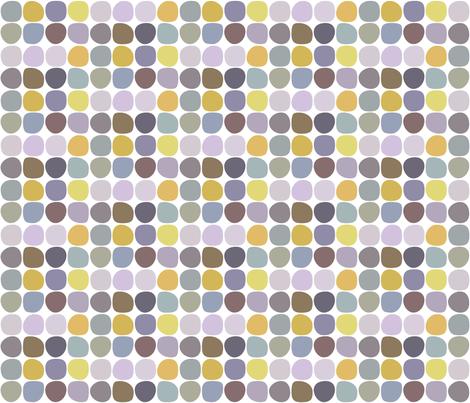 river pebbles fabric by kurtcyr on Spoonflower - custom fabric