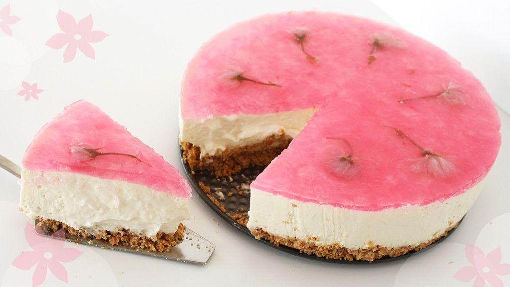 sakura cheesecake thumb