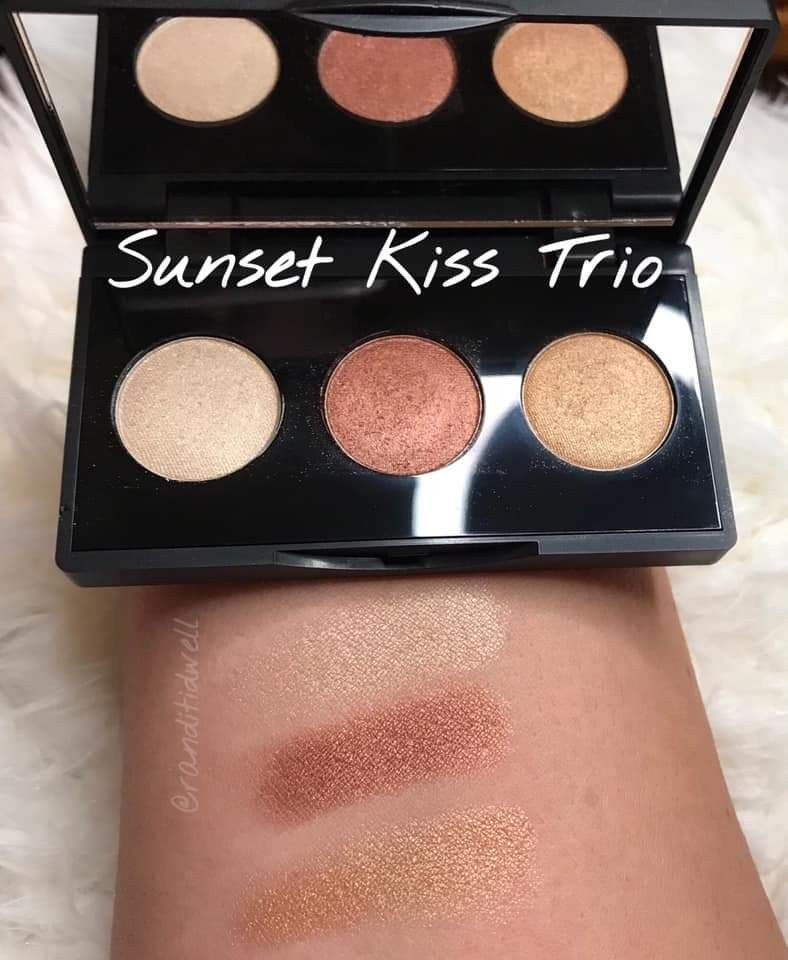 This trio is beautiful Eyeshadow, Makeup, Trio