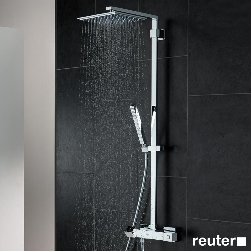 grohe euphoria cube xxl system 230 colonne de douche avec. Black Bedroom Furniture Sets. Home Design Ideas