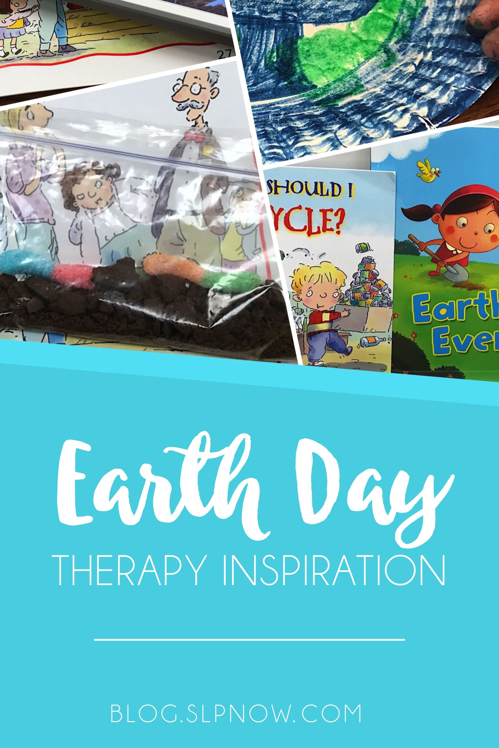 Therapy Inspiration Earth Day