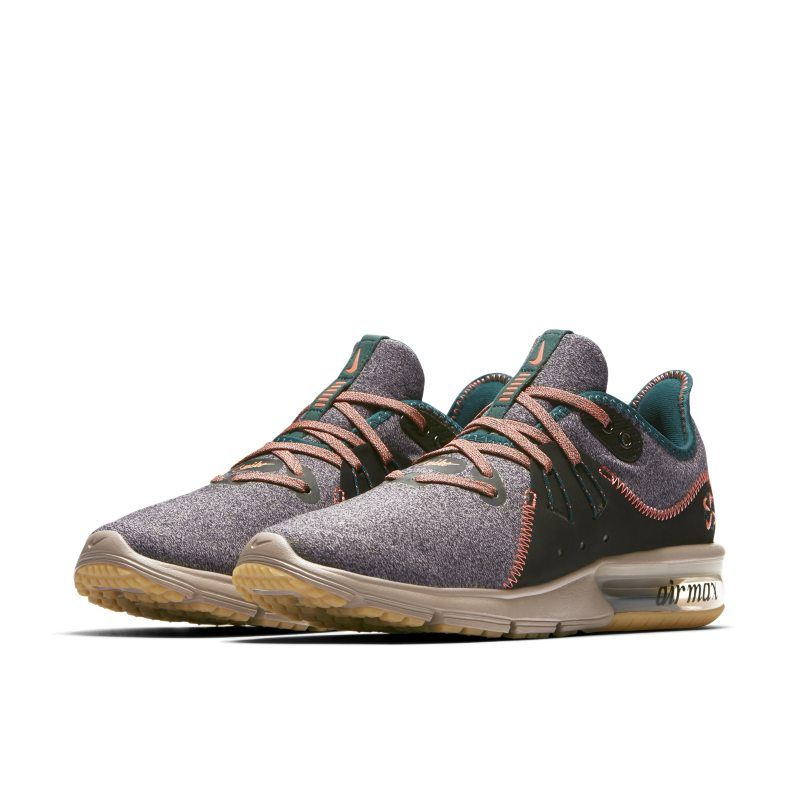 outlet boutique thoughts on purchase cheap Nike Air Max Sequent 3 Premium V Women's Running Shoe - Grey ...