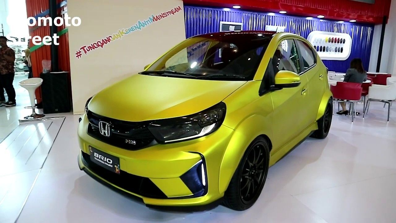 Honda Brio 2020 Review And Price Di 2020