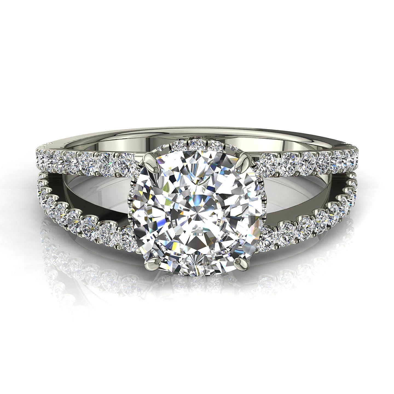 top design nouveau produit prix de liquidation nom de la création : Bague de fiançailles diamant nom du ...