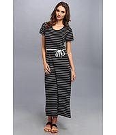 Ninety Thin Stripe Short Sleeve Maxi Kimono Compare
