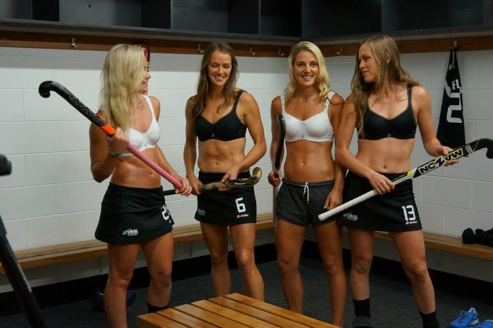 New Zealand Field Hockey Girls  Womens Hockey, Field -4317