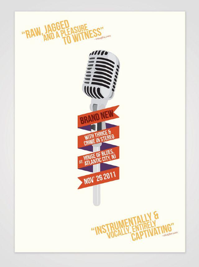 Galerry design poster idea