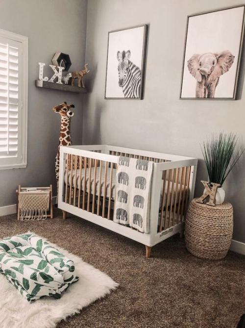 25 Baby Nursery Room Decoration Ideas