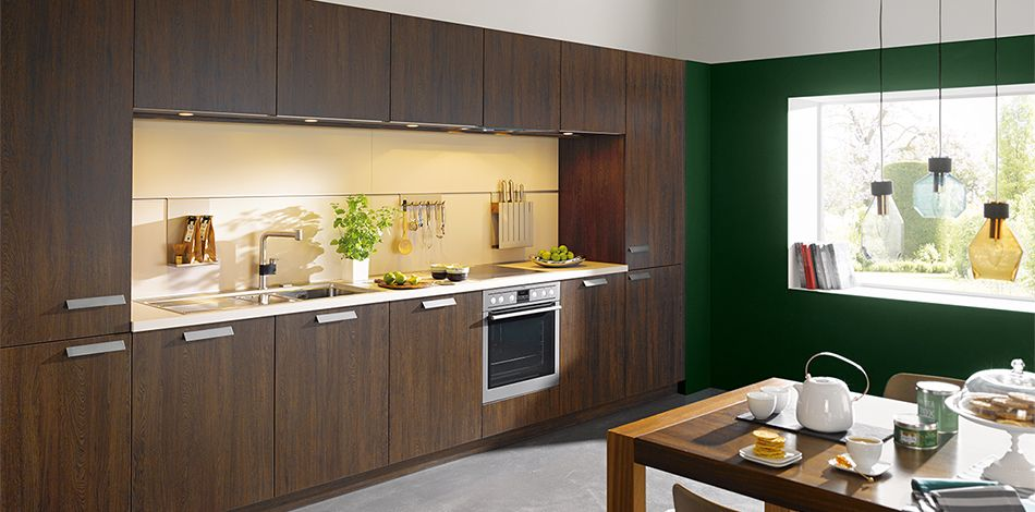 Schüller möbelwerk kg dunkle küchen