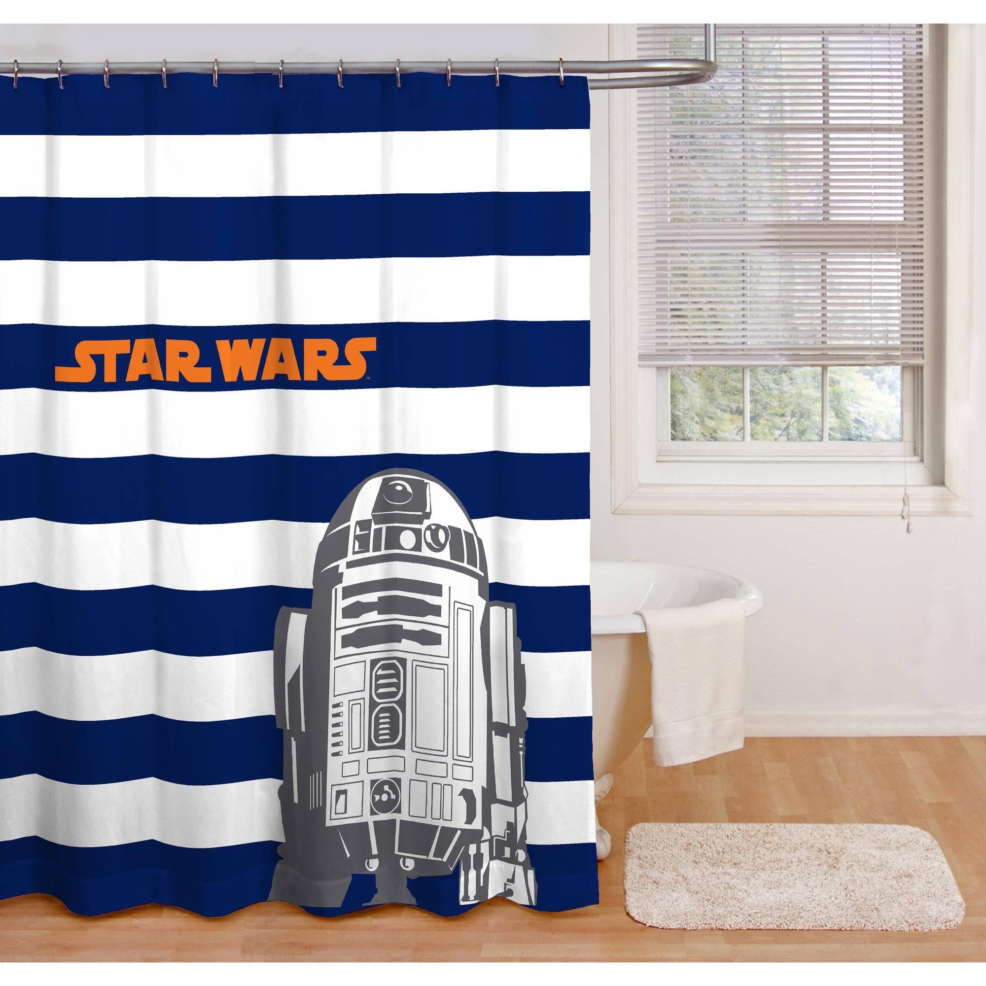 Amazon.com - Star Wars Large, Heavy Duty, Eco-Friendly R2D2 Non ...