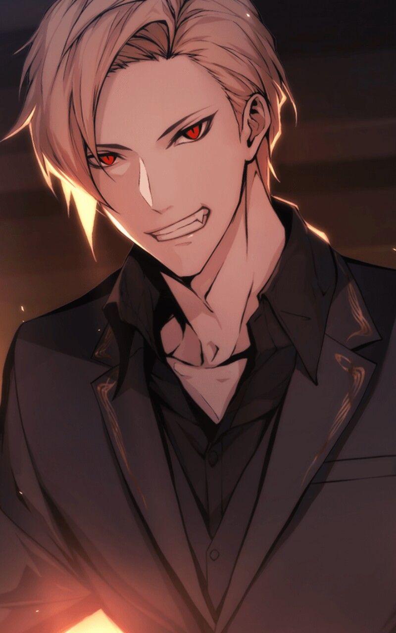 Rayleigh In 2020 Anime Boy Hair Blonde Hair Anime Boy Handsome Anime Guys