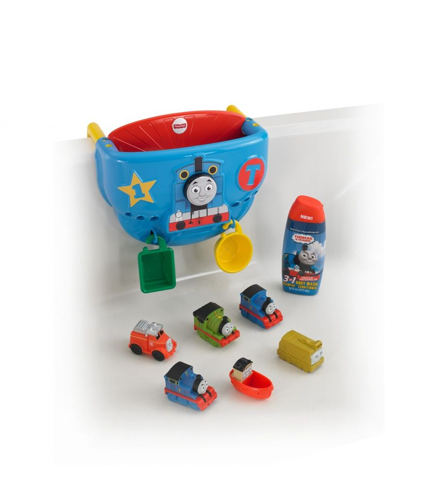 Thomas & Friends Bath Caddy Toy Storage | Bath Toys | Pinterest ...