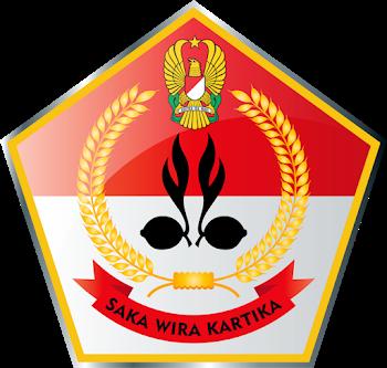Logo Saka Wira Kartika Desain Banner Pramuka Desain
