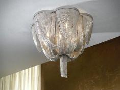Plafoniere Moderne Per Sala : Plafoniere per soffitto collezione minerva lampade da