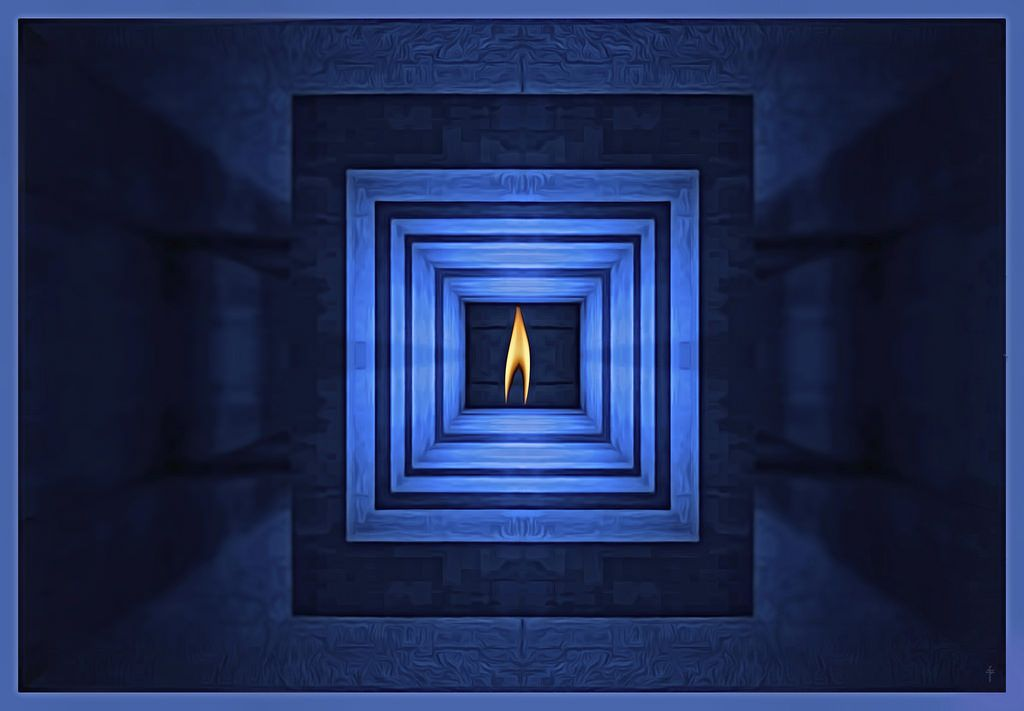 The Light On The Closing Box Ion Mystical World