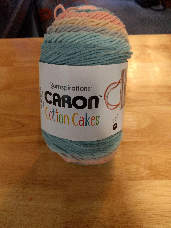 Caron cotton cakes morning dew cotton cake cotton caron