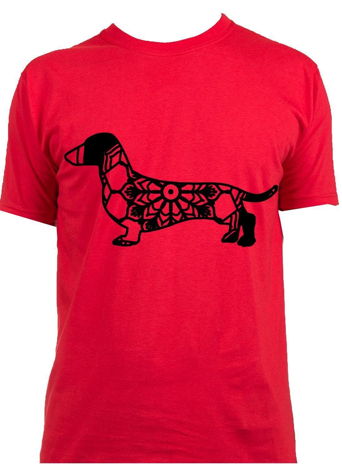 Dachshund Mandala Animal Svg T Shirt Digital Shirt Designs